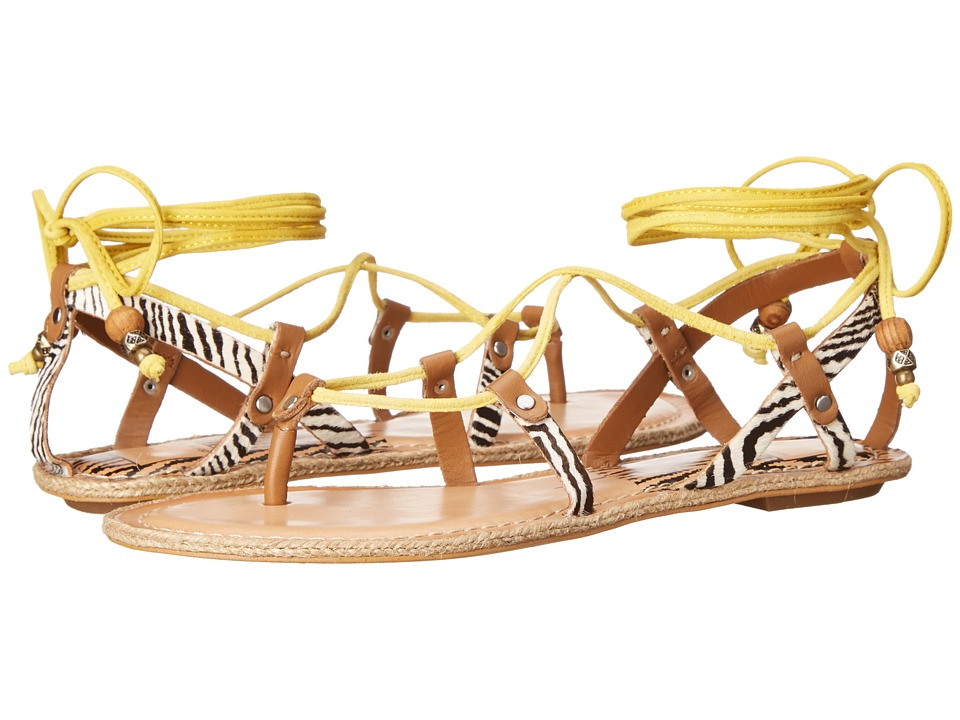 Dolce Vita - Karma (Yellow Multi Calf Hair) Women's Shoes