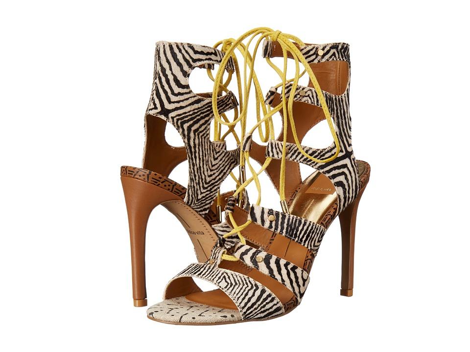 Dolce Vita - Howie (Black/White Calf Hair) Women's Shoes