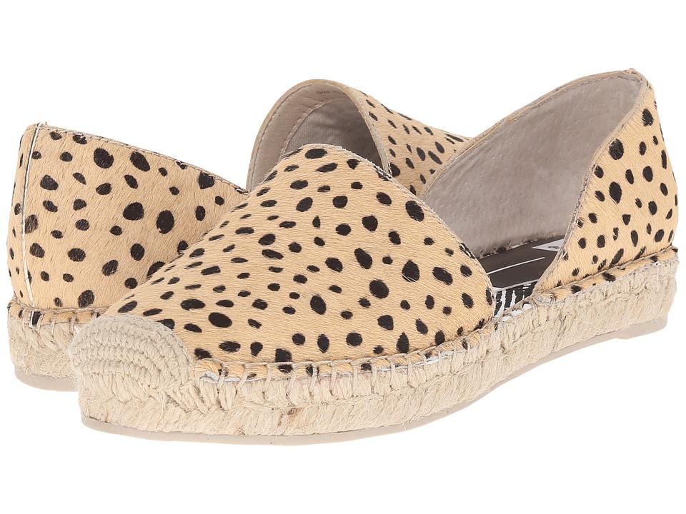 Dolce Vita - Ciara (Leopard Calf Hair) Women's Flat Shoes