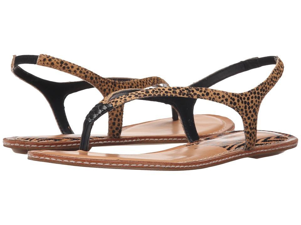 Dolce Vita Kay (Leopard Calf Hair) Women