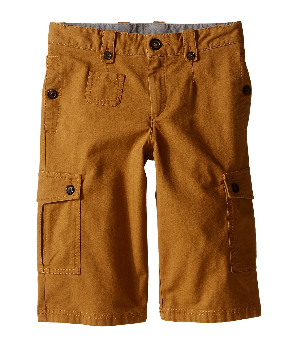 Dolce & Gabbana Kids - Cargo Shorts (Big Kids) (Rust Brown) Boy's Shorts