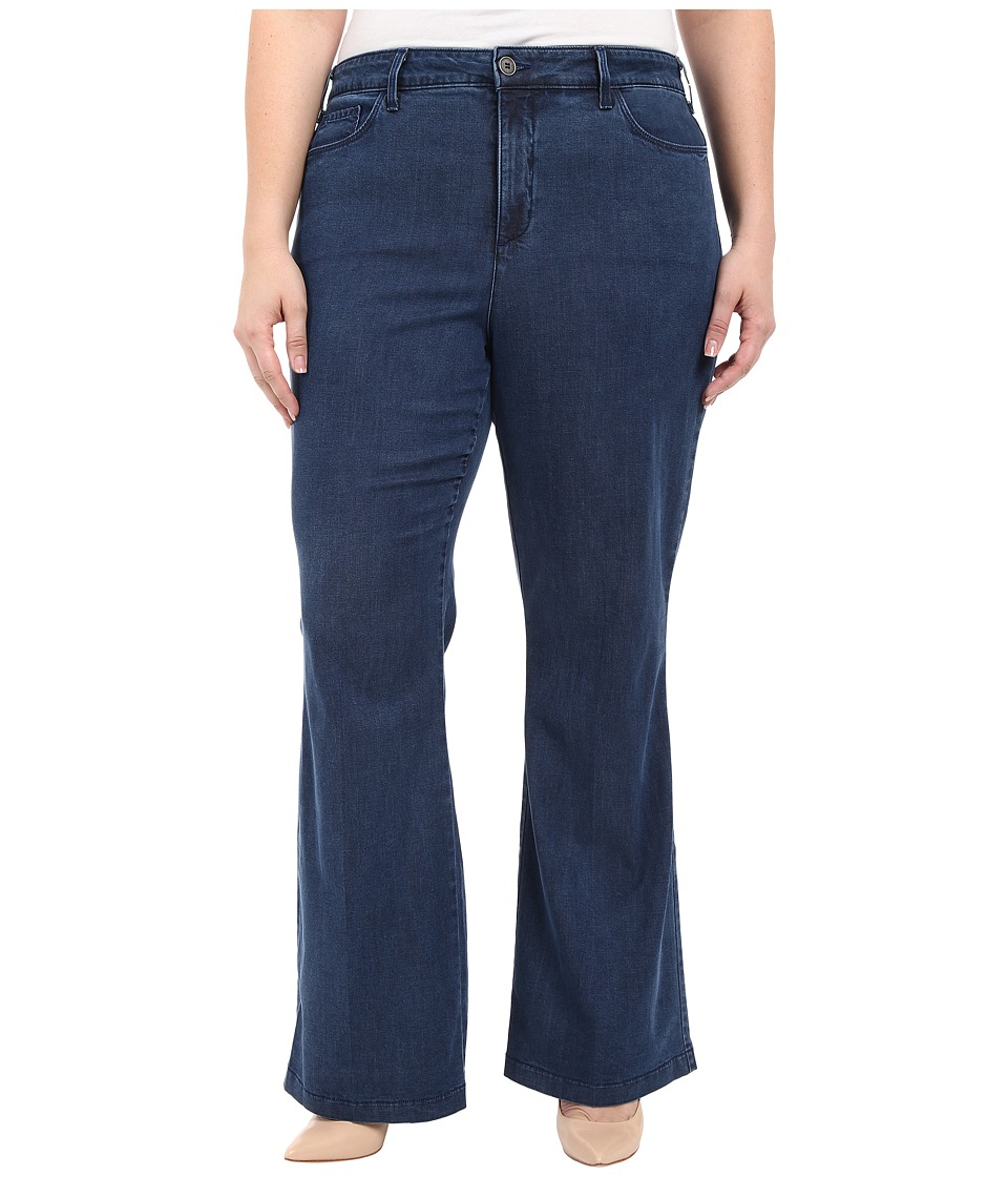 NYDJ Plus Size - Plus Size Claire Trousers (Beaumont) Women's Jeans