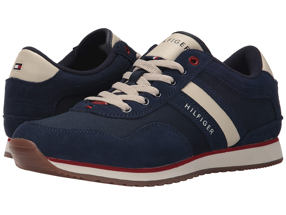 Tommy Hilfiger - Marcus2 (Navy 2) Men's Lace up casual Shoes