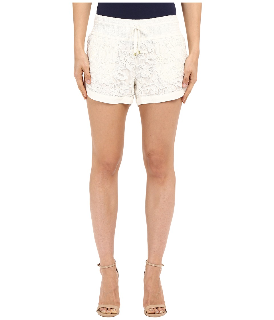 Hale Bob - The Case for Lace Shorts (Ivory) Women's Shorts