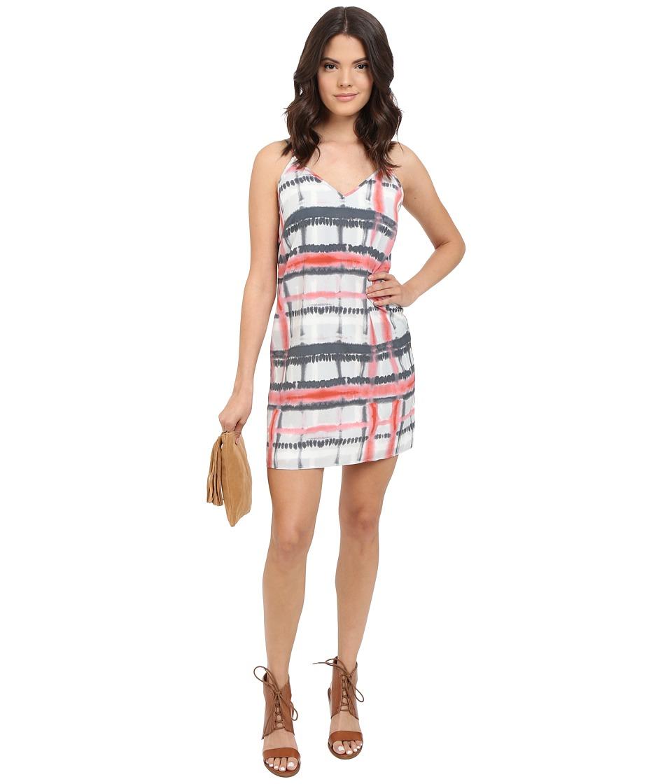 Jack by BB Dakota - Filbert Tie-Dye Plaid Dress (Multi) Women's Dress