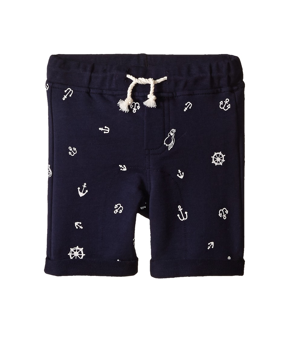 Junior Gaultier - Sany Shorts (Infant/Toddler) (Marine Blue) Boy's Shorts