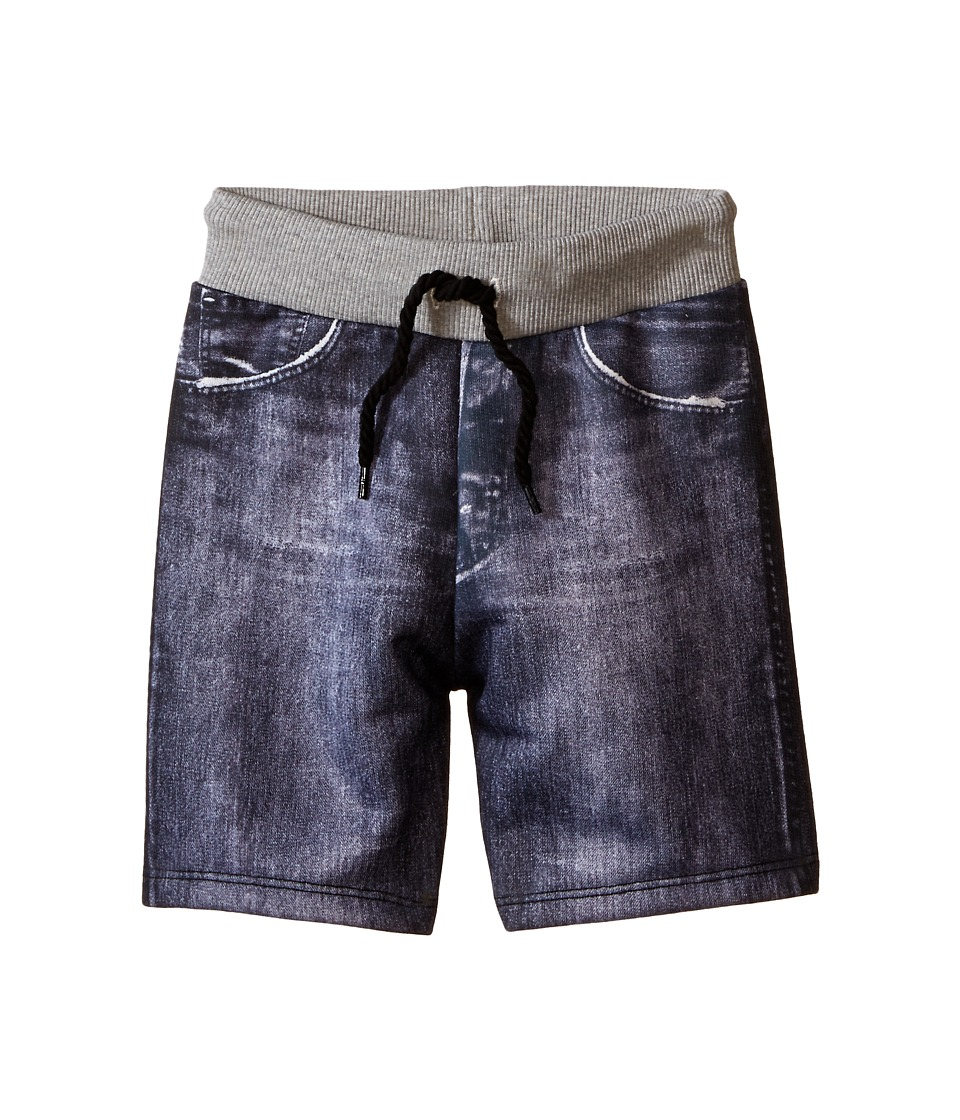 Junior Gaultier - Sidi Shorts (Toddler/Little Kid) (Light Grey Chine) Boy's Shorts