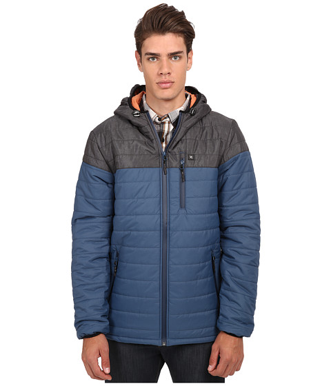 Rip Curl - Beacon Anti Series Jacket (Darkside) Men's Coat