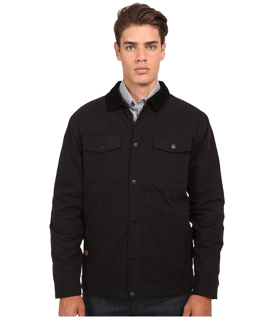 Rip Curl - Flagstone Jacket (Black) Men's Coat