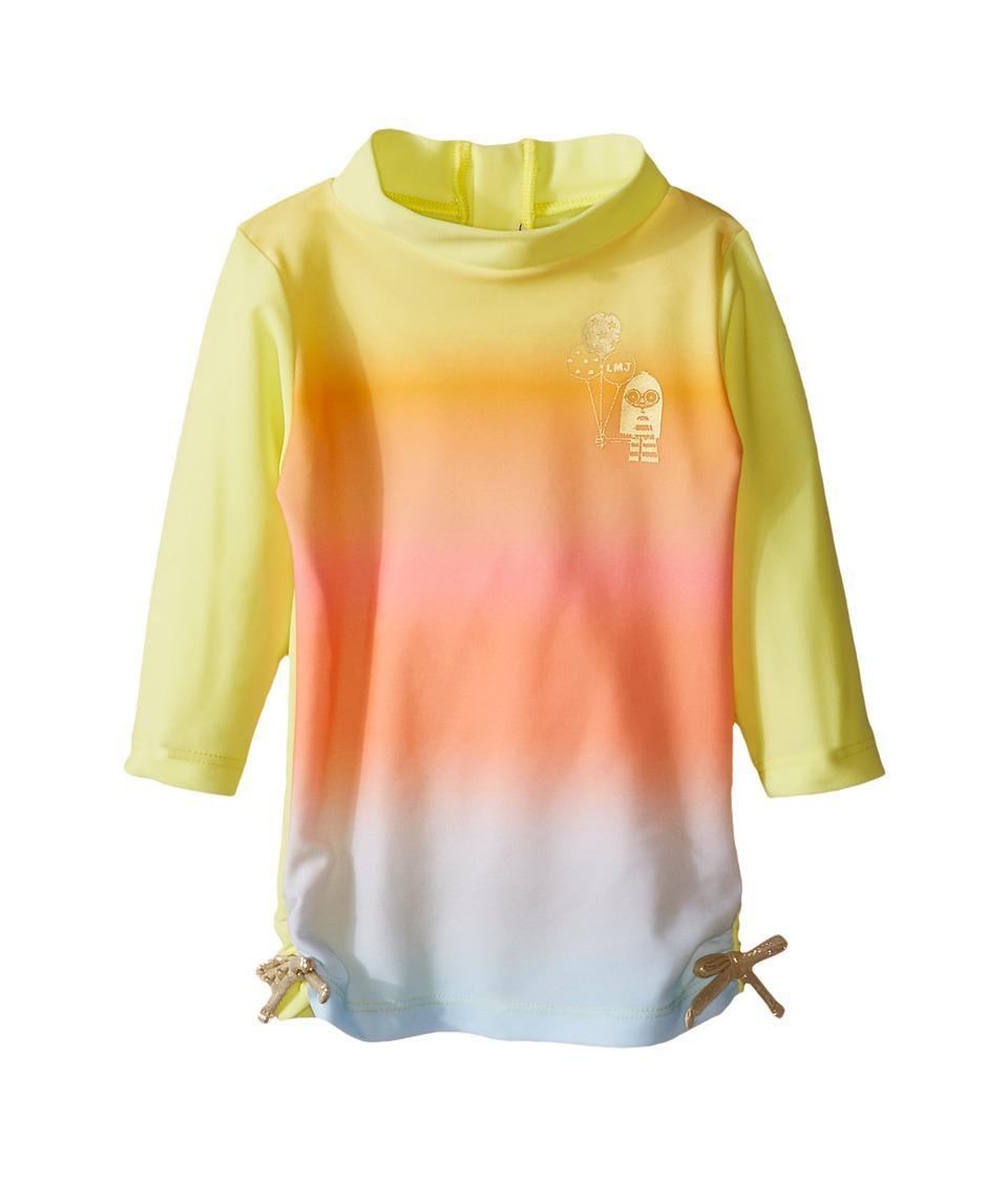 Little Marc Jacobs - Polyamide Fancy Anti Uv Swimsuit Tee Shirt (Infant/Toddler) (Multicolor) Boy's Swimwear