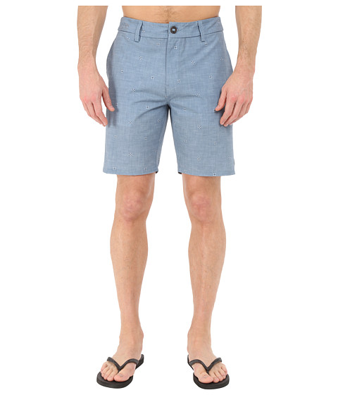 Rip Curl - Arrival Boardwalk (Blue) Men's Shorts
