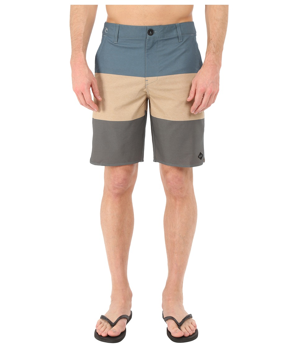 Rip Curl - Filter Boardwalk (Khaki) Men's Swimwear