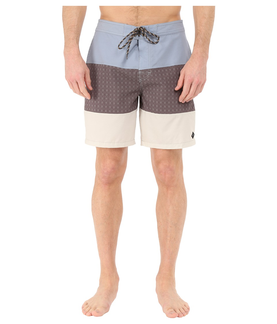 Rip Curl - Tailgate Shorts (Blue) Men