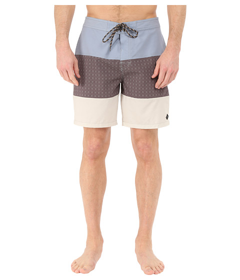 Rip Curl - Tailgate Shorts (Blue) Men's Shorts