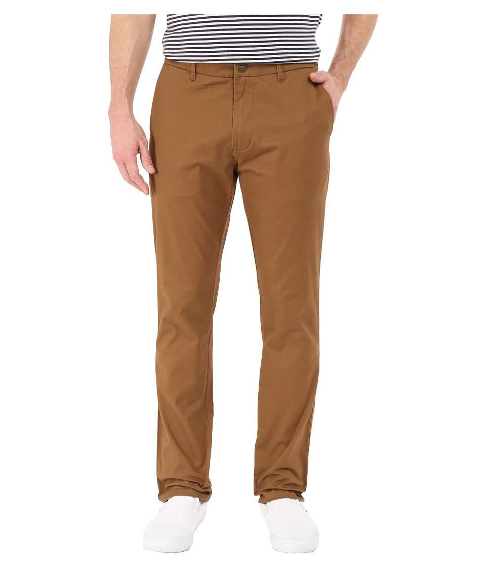 Rip Curl - Epic Overdye Pants (Brown) Men's Casual Pants
