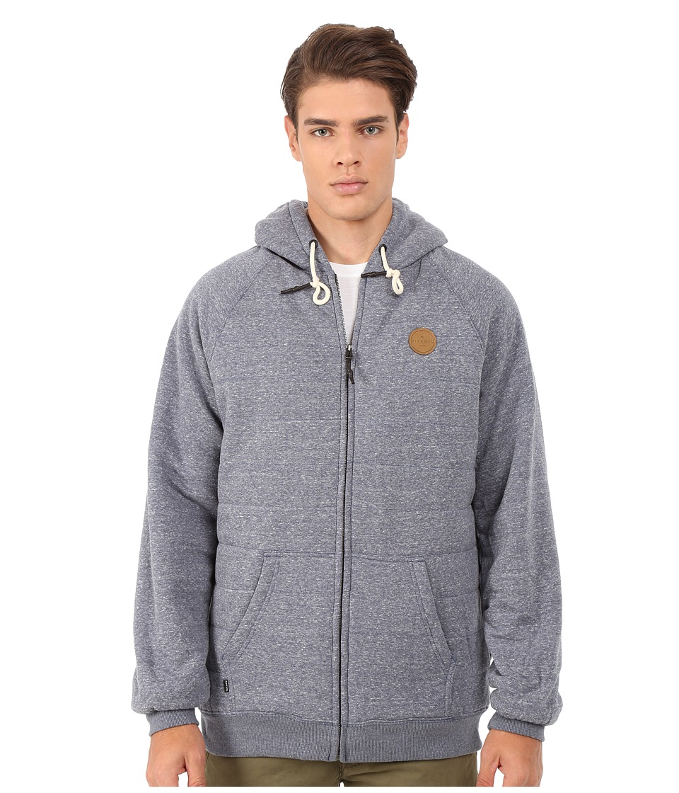 Rip Curl - Surf Patrol Sherpa Fleece (Navy) Men's Sweatshirt