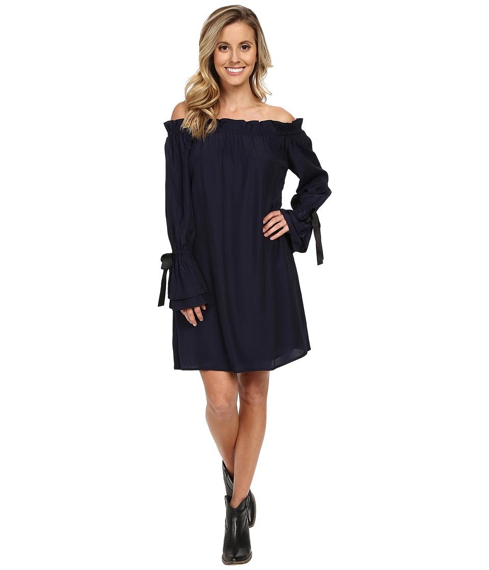 Union of Angels - Peyton Dress (Navy) Women's Dress