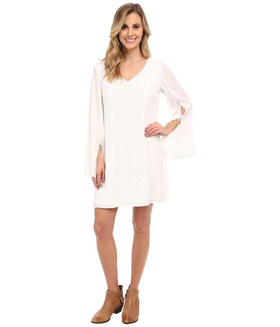 Union of Angels - Soffie Dress (White) Women's Dress