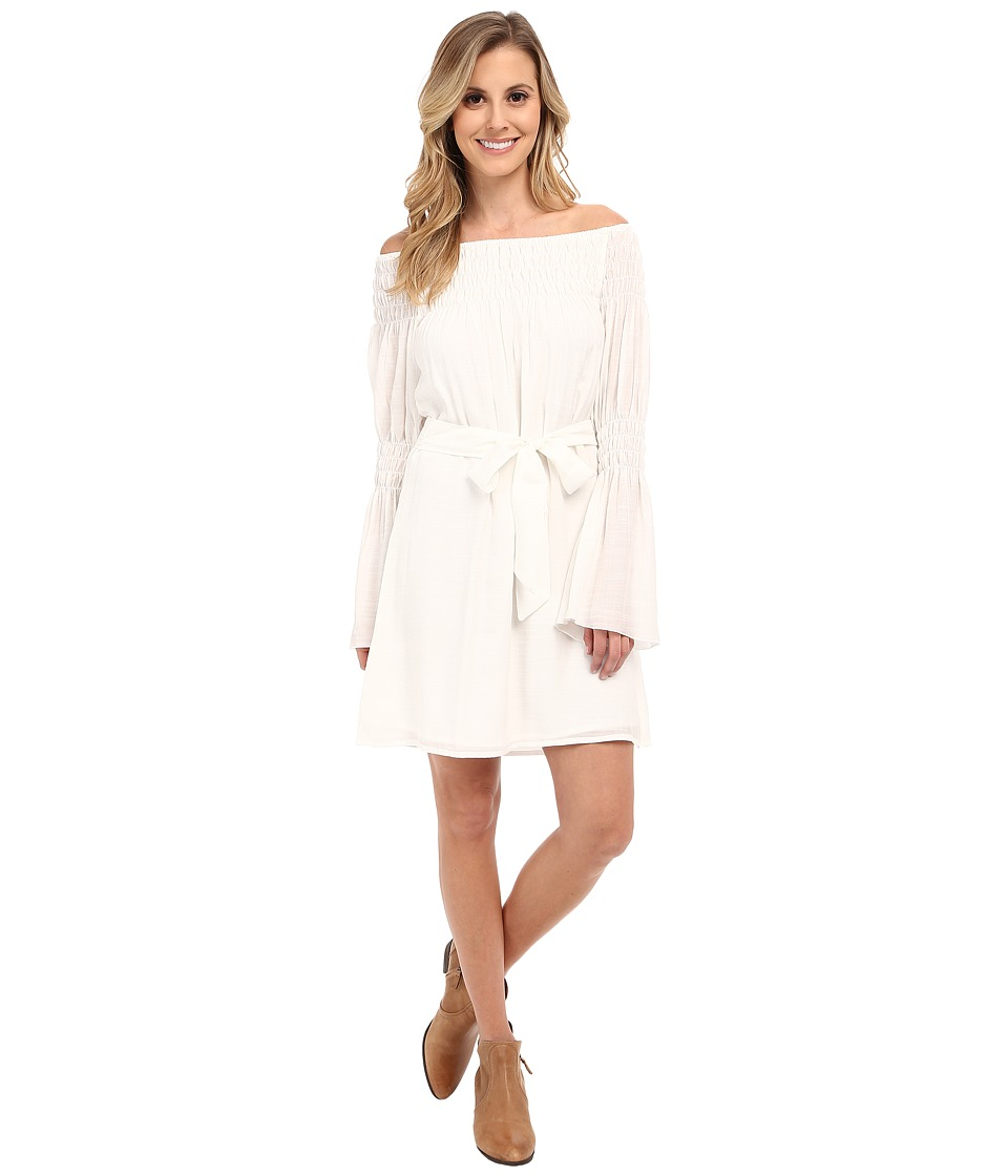 Union of Angels - Zuliet Dress (White) Women's Dress