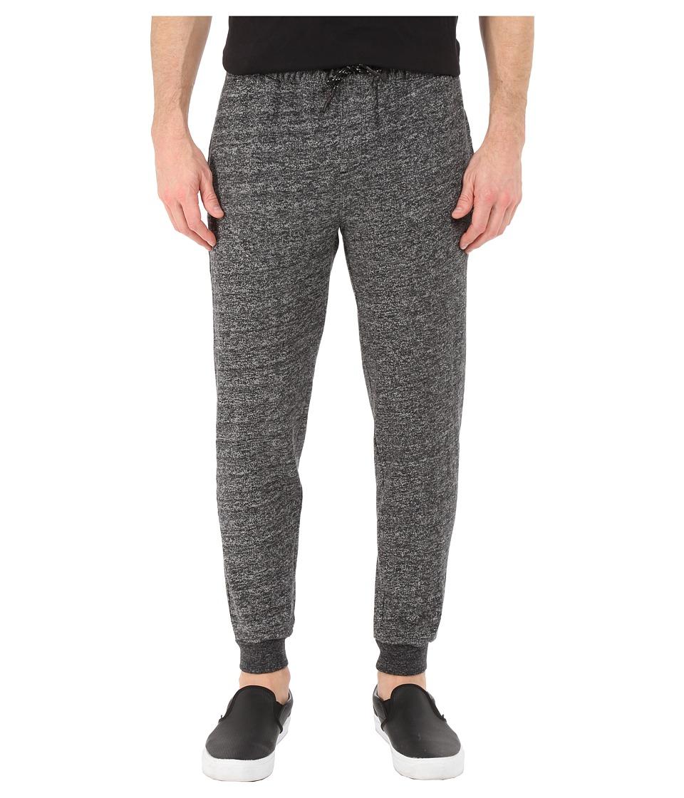 Rip Curl - Upper Deck Fleece Pants (Black) Men