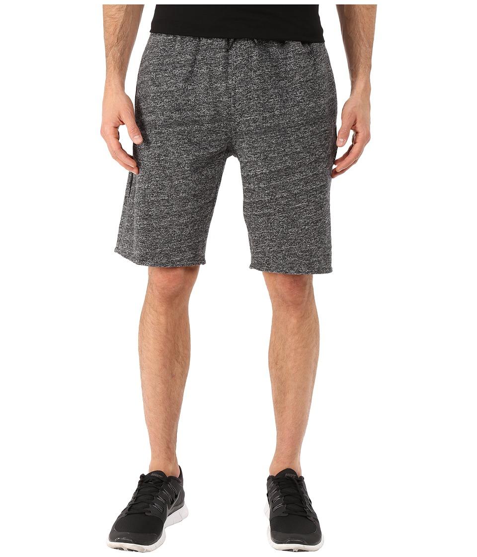 Rip Curl - Upper Deck Fleece Shorts (Black) Men
