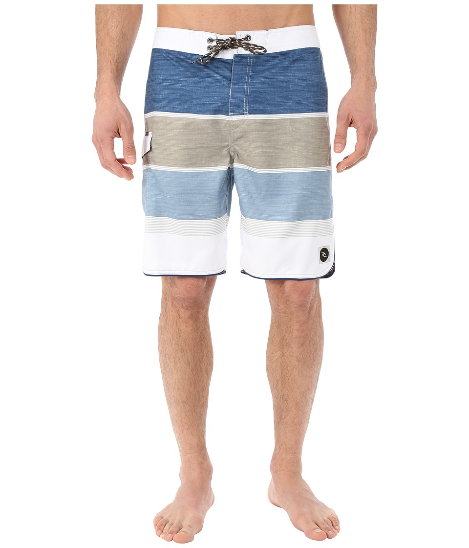 Rip Curl - All Time 2.0 Boardshorts (Navy) Men's Swimwear