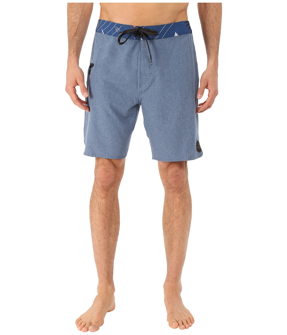 Rip Curl - Mirage Refill Boardshorts (Navy) Men's Swimwear