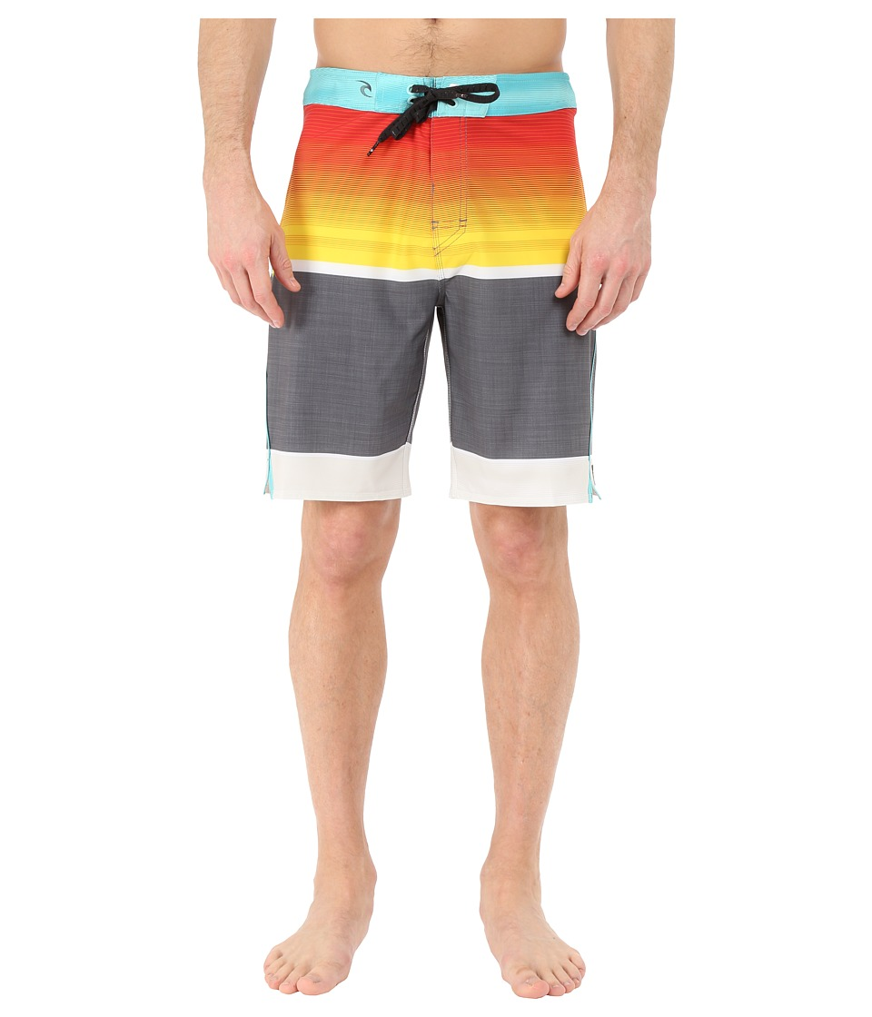 Rip Curl - Mirage Aggrogame Boardshorts (Orange) Men's Swimwear