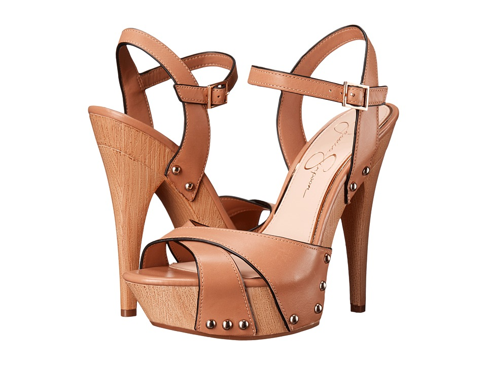 Jessica Simpson - Faraday (Buff Mari Buff) High Heels