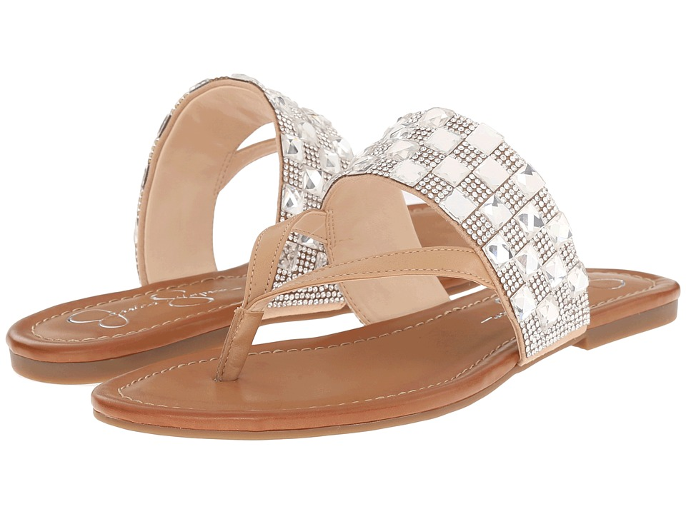 Jessica Simpson - Kampsen (Buff Mari Buff) Women's Shoes