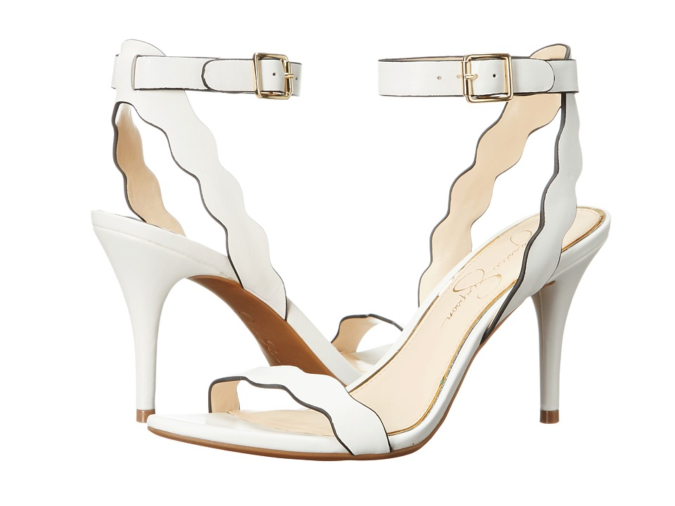 Jessica Simpson - Morena (Powder Sleek) High Heels