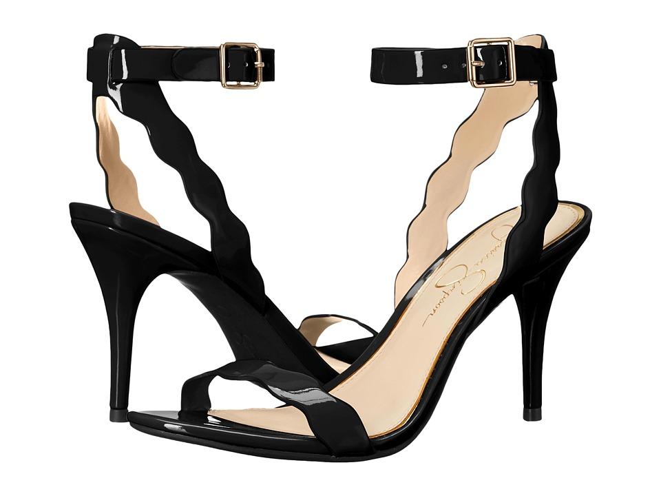 Jessica Simpson - Morena (Black Patent) High Heels