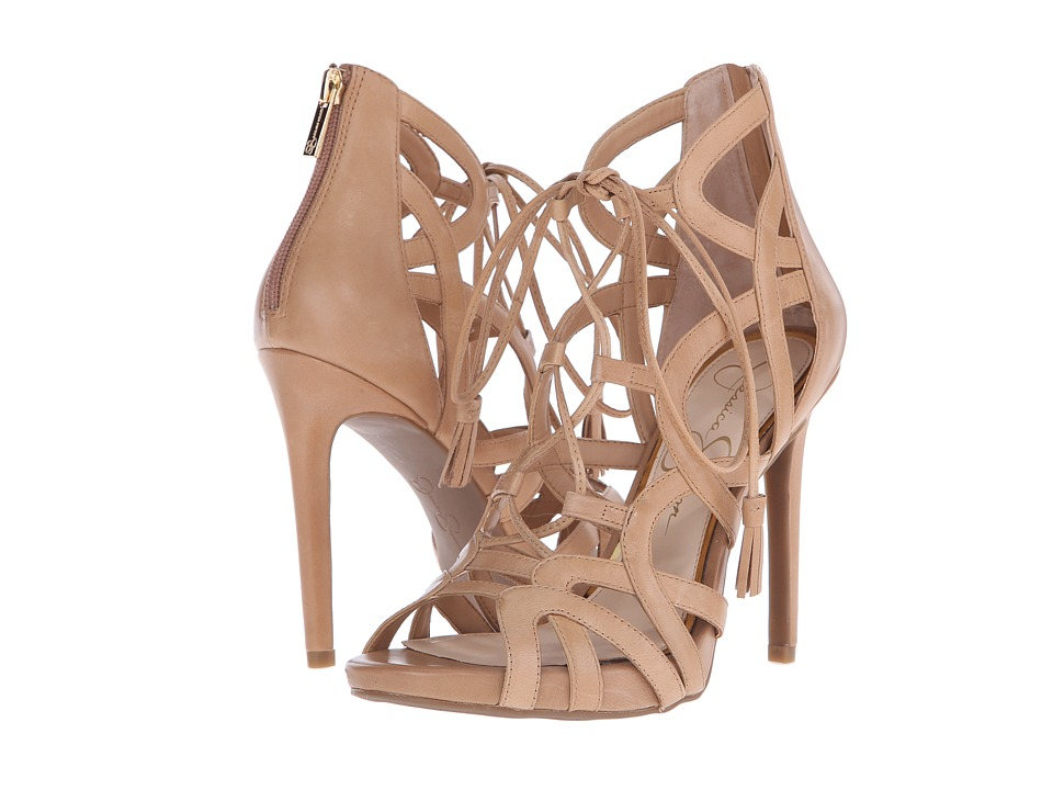 Jessica Simpson - Racine (Buff Ruby Tumbled) High Heels