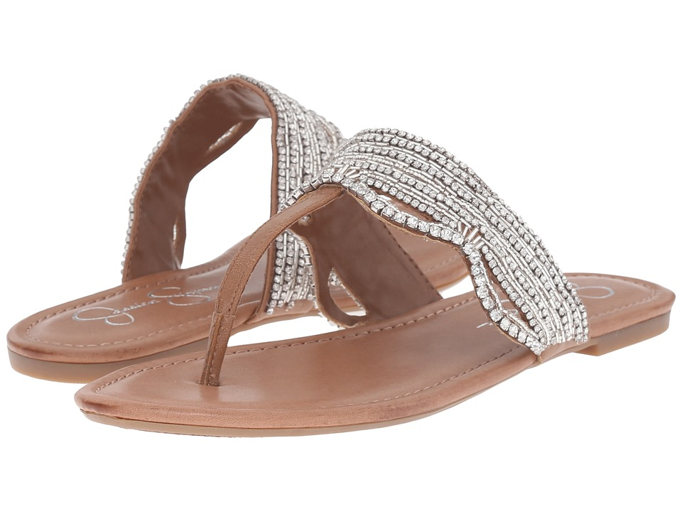 Jessica Simpson Randle (Burnt Umber New Ruby Tumbled) Women