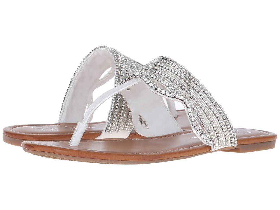 Jessica Simpson - Randle (Powder Sleek) Women's Shoes