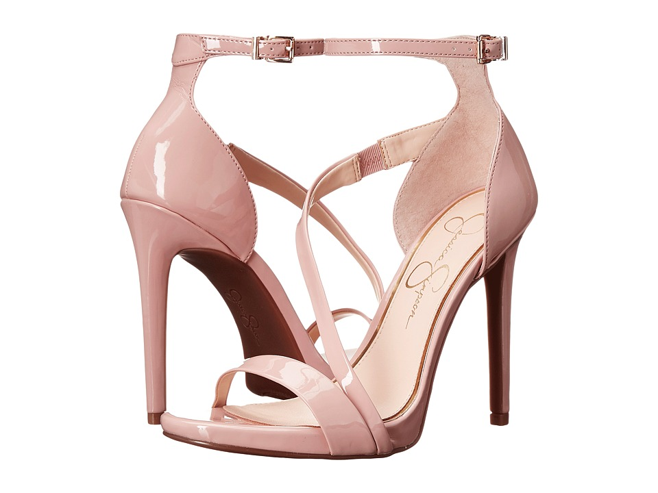 Jessica Simpson - Rayli (Nude Blush Patent) High Heels