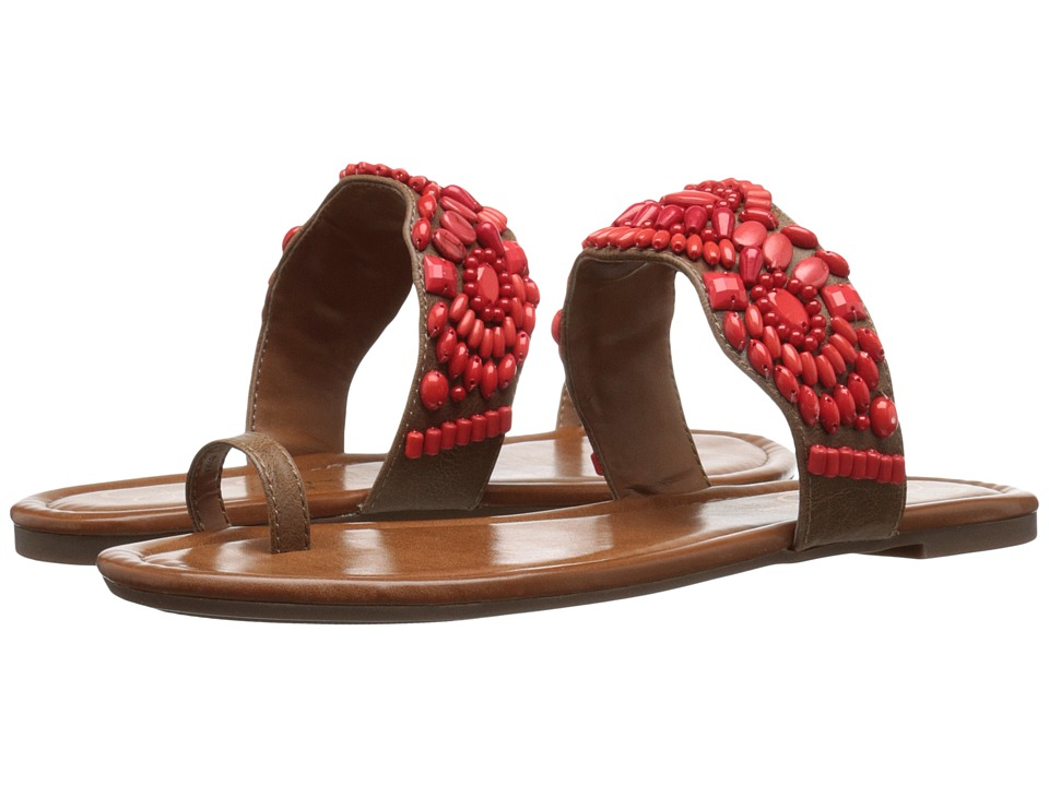Jessica Simpson Razzel (Truffle Brown Ruby Tumbled) Women