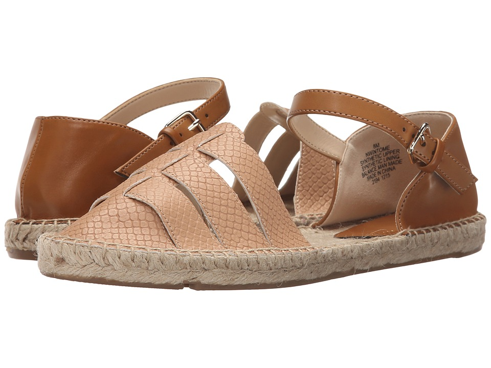 Nine West - Intome (Natural/Medium Natural Synthetic) Women's Shoes