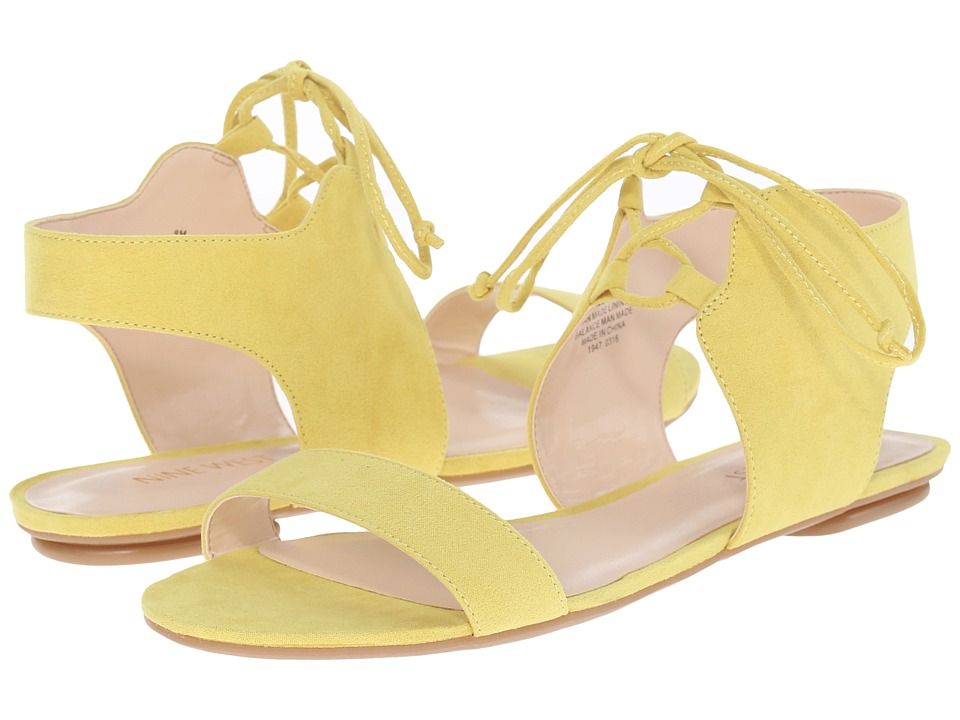 Nine West - Jadlin (Yellow Leather) Women