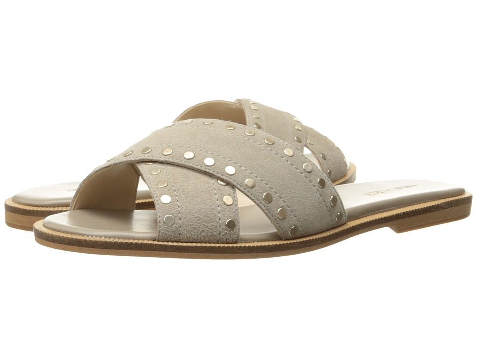 Nine West - Jambam (Taupe Suede) Women's Sandals