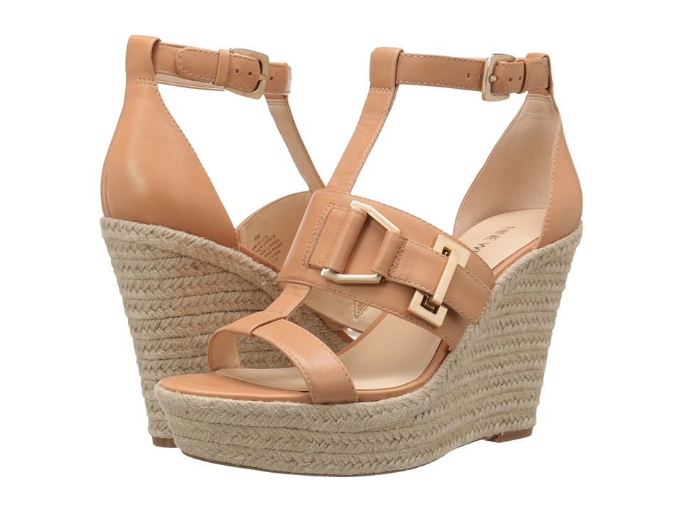 Nine West Jellia (Natural Leather) Women