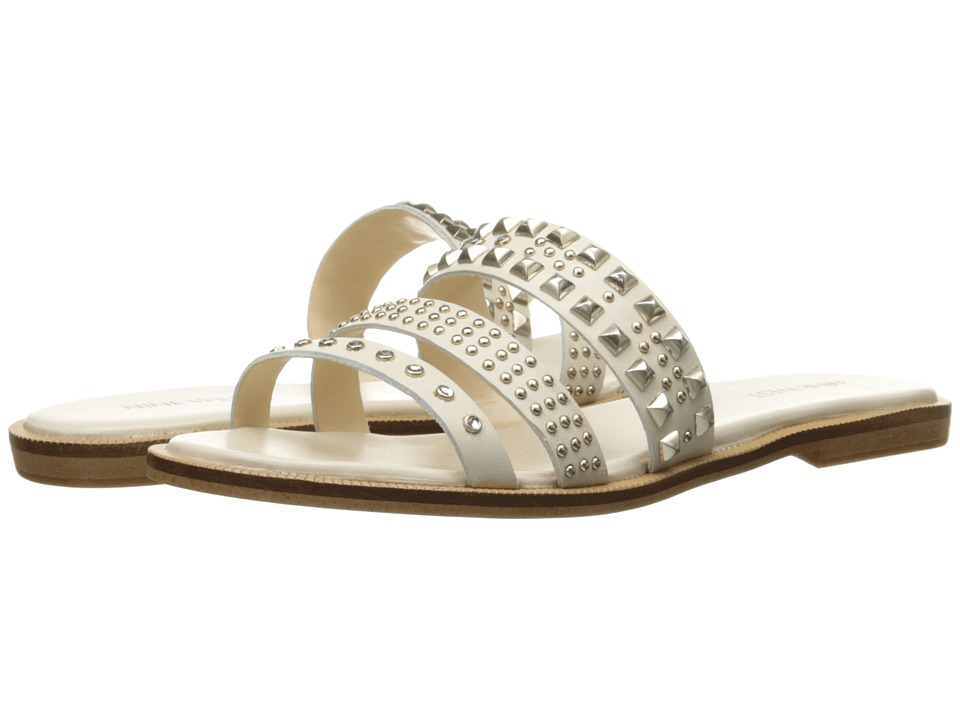 Nine West - Jellybean (Off-White Leather) Women's Sandals