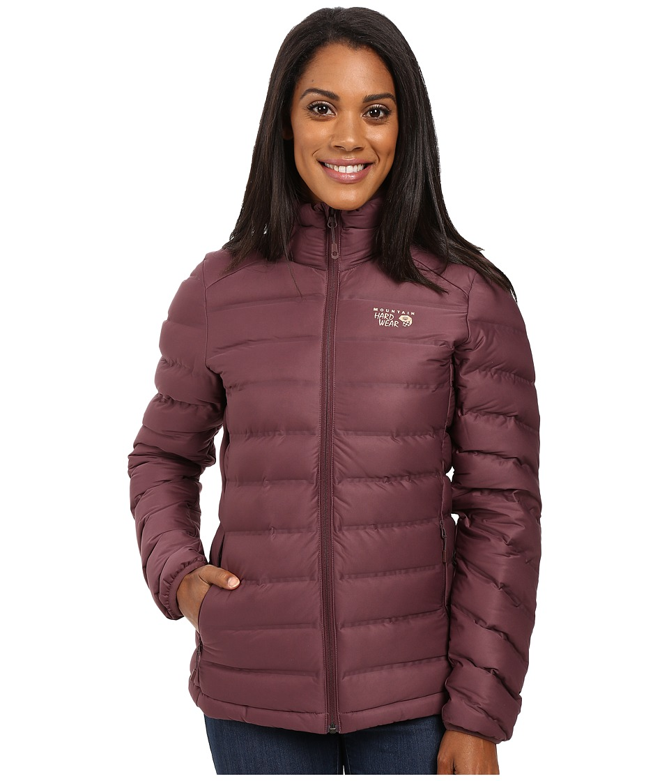 Mountain Hardwear - StretchDown Jacket (Purple Plum) Women's Coat