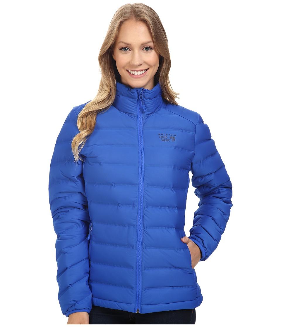 Mountain Hardwear - StretchDown Jacket (Bright Island Blue) Women's Coat