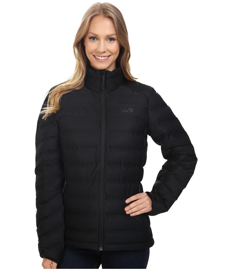 Mountain Hardwear - StretchDown Jacket (Black) Women's Coat