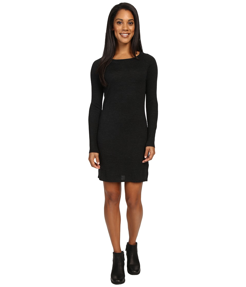 Smartwool - Camp House Solid Dress (Charcoal Heather) Women's Dress