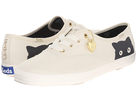 Keds - Champion Taylor Swift Cat Cream (Cream) Women's Lace up casual Shoes