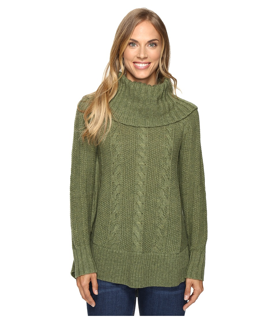 Smartwool Crestone Tunic (Light Loden Heather) Women