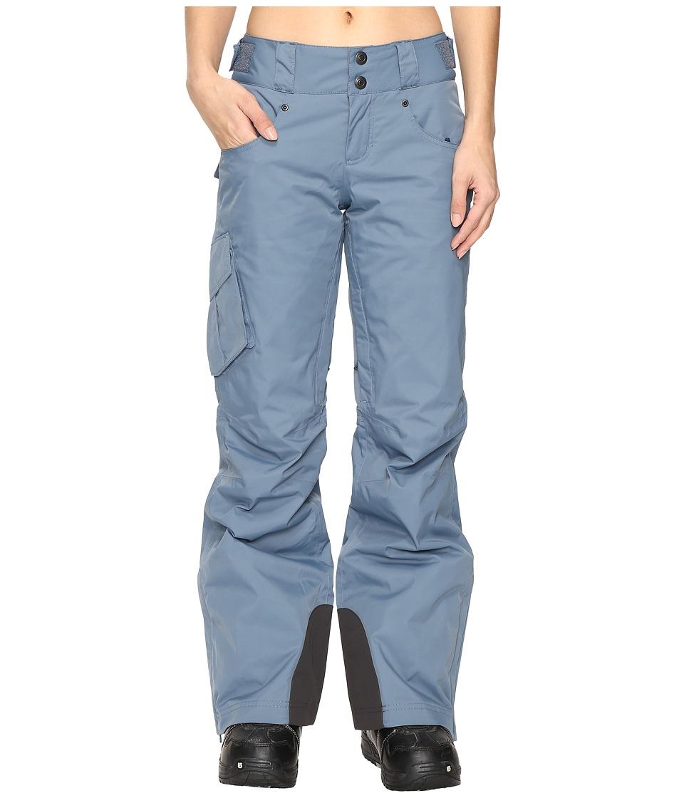 Mountain Hardwear - Snowburst Insulated Cargo Pants (Mountain) Women's Outerwear