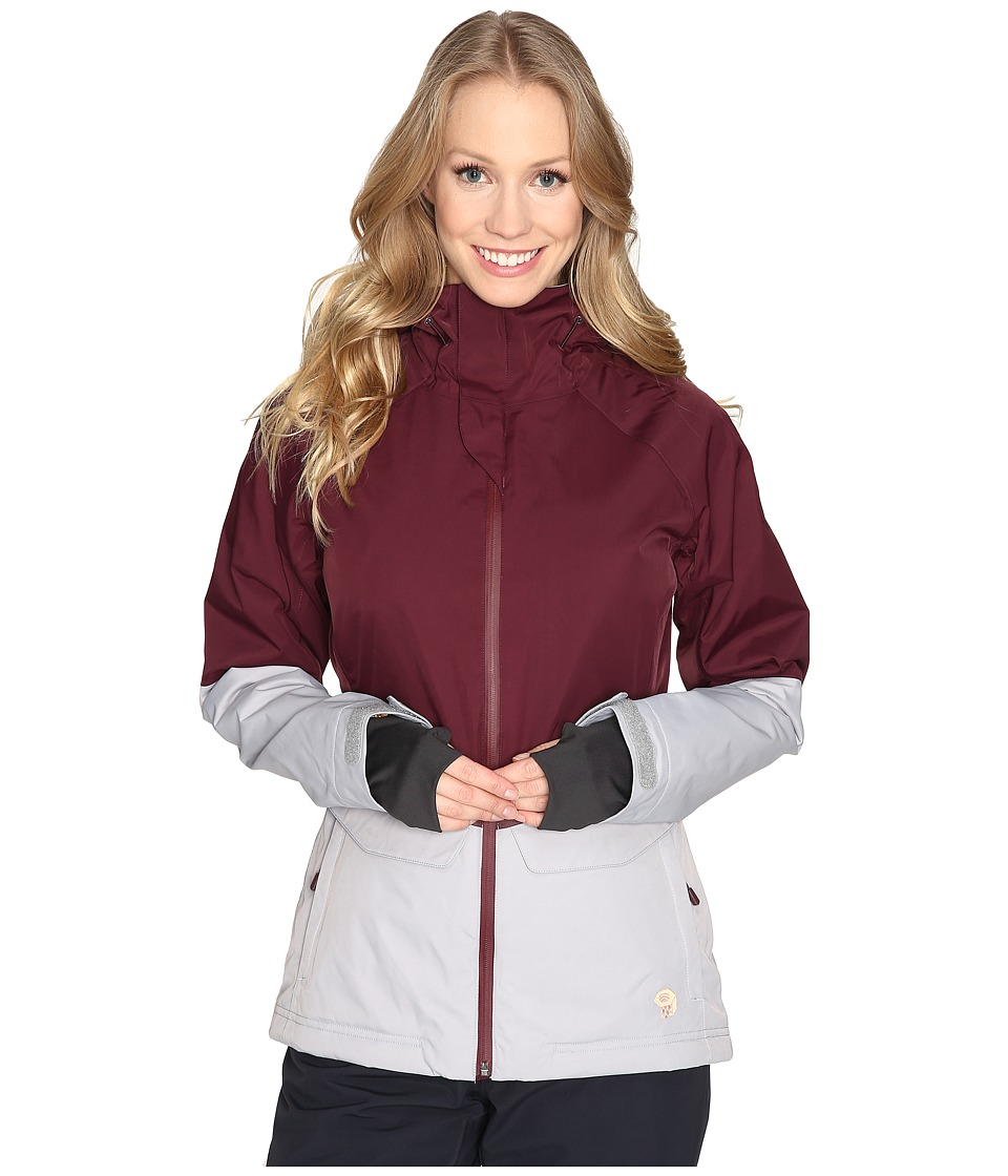 Mountain Hardwear - Returnia Jacket (Marionberry/Steam) Women's Coat
